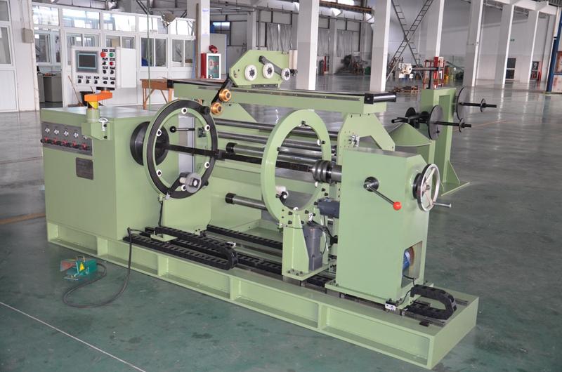 hv  winding machine